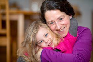 Emotionalisering bij moeder en dochter