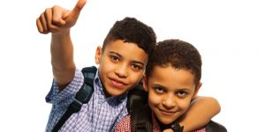 Twee hoogsensitieve jongens naast elkaar als vrienden