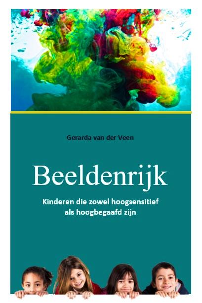 De brochure Beeldenrijk over hoogbegaafdheid