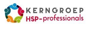 Logo van de kerngroep HSP professionals
