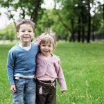 Twee hoogsensitieve kinderen